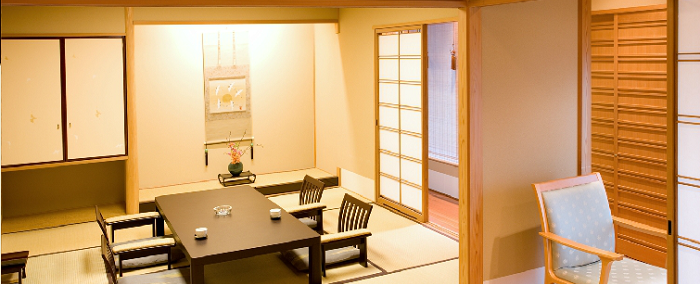 ザ・リッツ・カールトン大阪の和室(画像引用元:ザ・リッツ・カールトン大阪 )