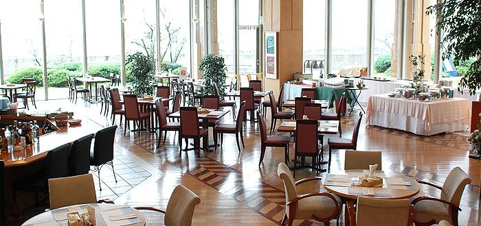 シーガルてんぽーざんのレストラン(画像引用元:楽天トラベル)