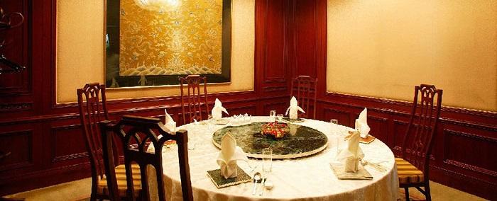 ザ・リッツ・カールトン大阪 の中華レストラン(画像引用元:ザ・リッツ・カールトン大阪 )
