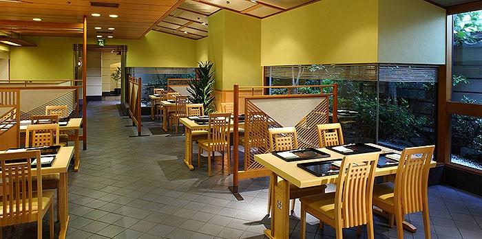 ANAクラウンプラザホテル大阪の京料理レストラン(画像引用元:ANAクラウンプラザホテル大阪)