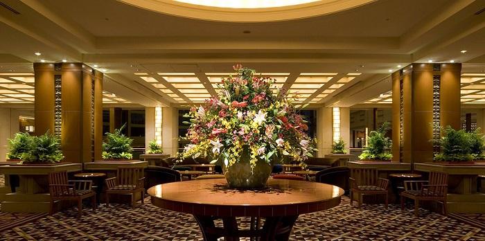 帝国ホテル大阪の雰囲気(画像引用:帝国ホテル大阪)