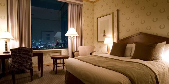 帝国ホテル大阪のインペリアルフロア(画像引用:帝国ホテル大阪)
