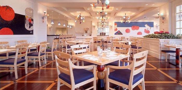 帝国ホテル大阪のレストラン(画像引用:帝国ホテル大阪)
