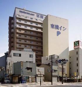 東横イン野田駅前の外観(画像引用元:楽天トラベル)
