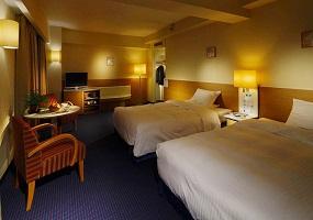 リーガロイヤルホテル(大阪)のウェストウィングの客室(画像引用元:リーガロイヤルホテル)